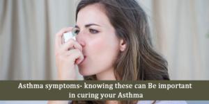 Asthma symptoms