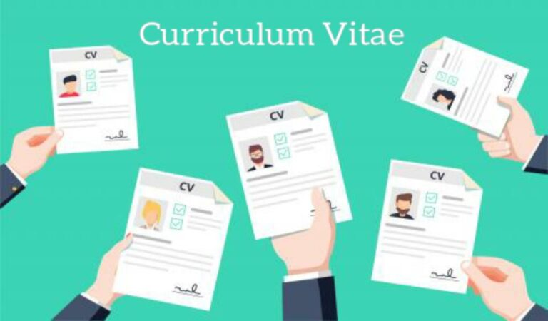 Top Tips for Building a Great Curriculum Vitae