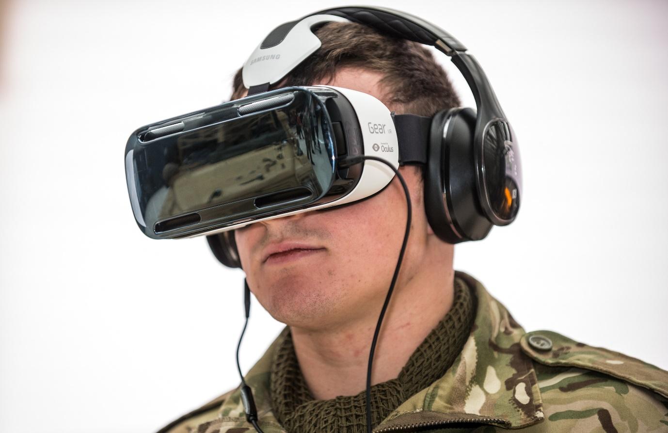 Renting a Virtual Reality HMD