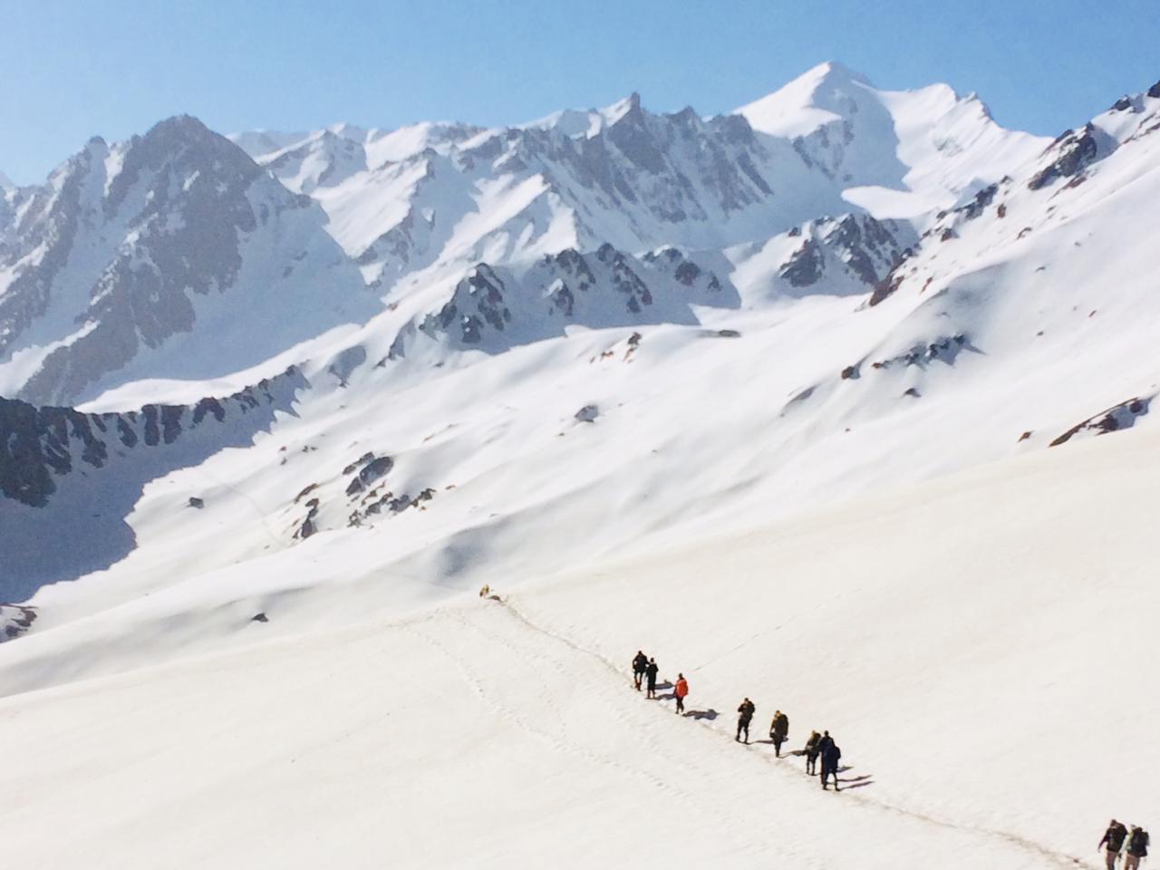 Sar Pass Trek – The Beautiful Place