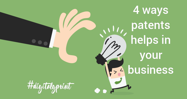 4 Ways Patents Helps In Your Business