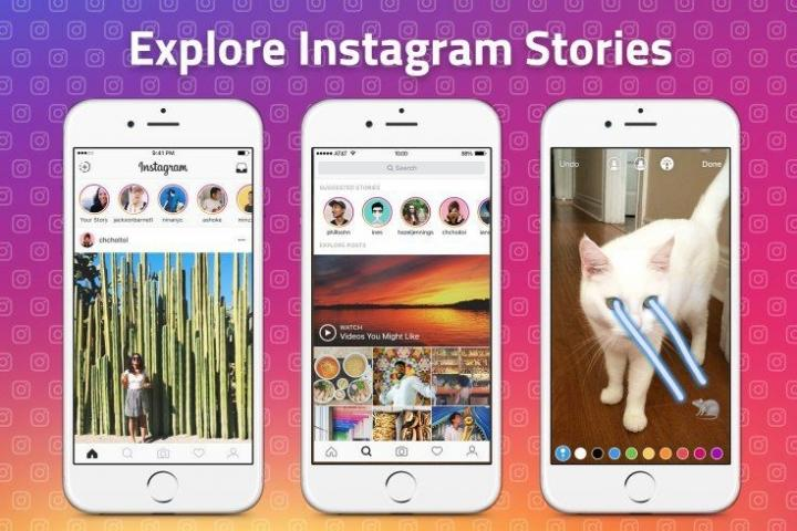 Instagram stories: how to make them interesting