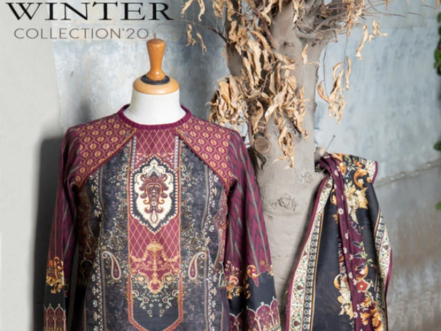 Winter Collection 2020 Latest Dresses For Women's!