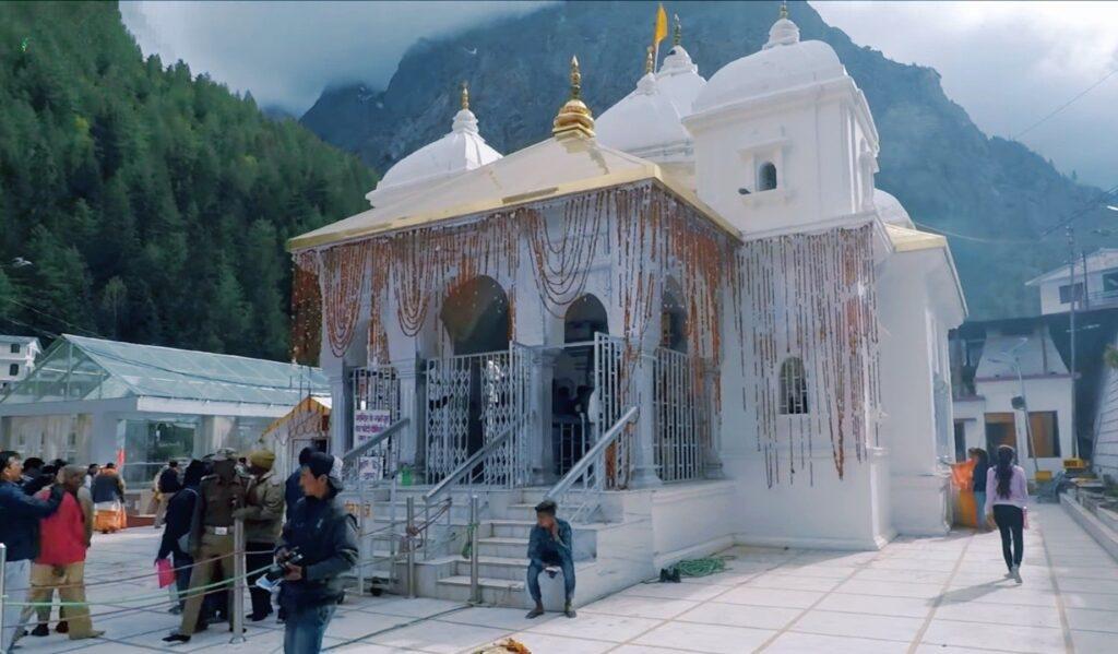 Legend Behind the Gangotri Dham