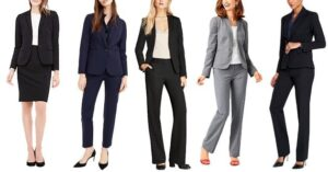 OUTFIT GUIDE FOR WORKING WOMEN