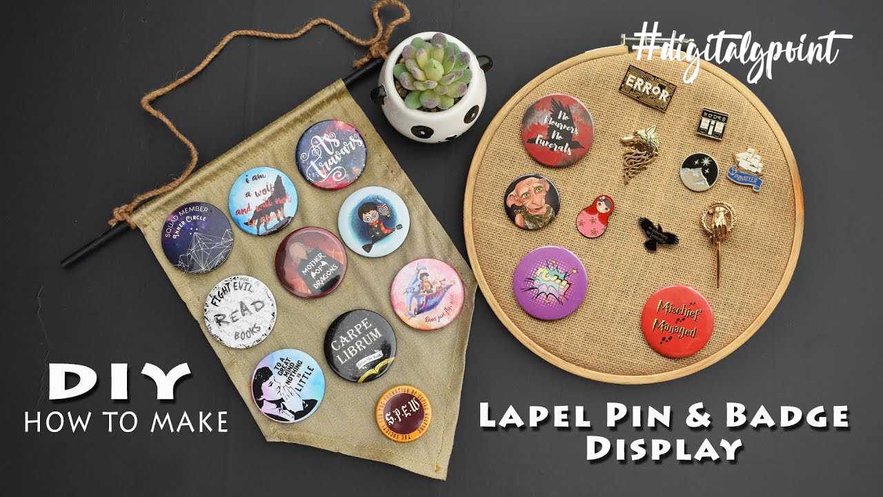 Tips for creating Pin badges
