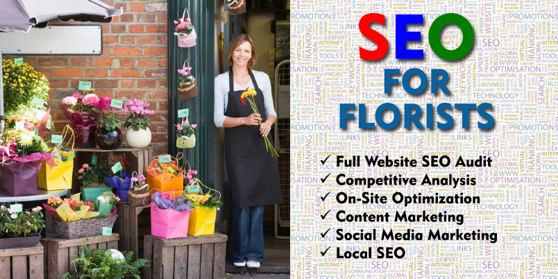 SEO For Florists – How to Get Motivated Buyers