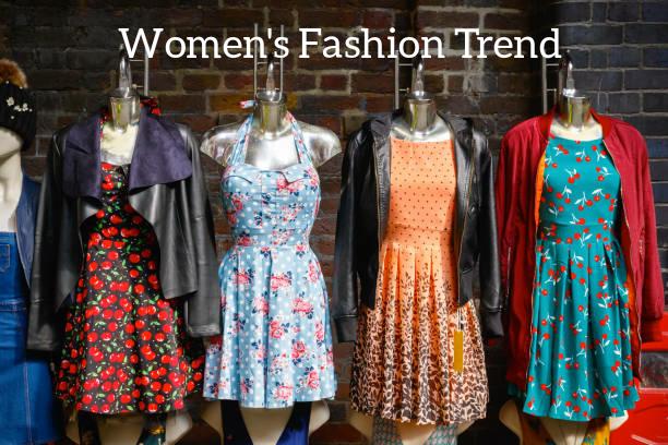 Women's Fashion Trend Fall/Winter 2020-21