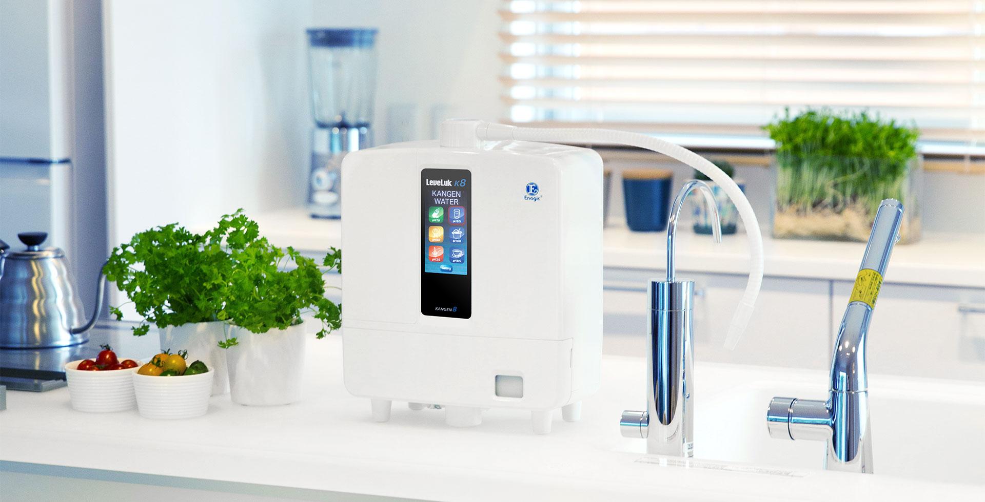 Stay healthy with water anti-oxidizer machine