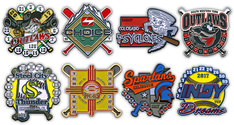 Top 3 benefits of collecting and trading baseball trading pins