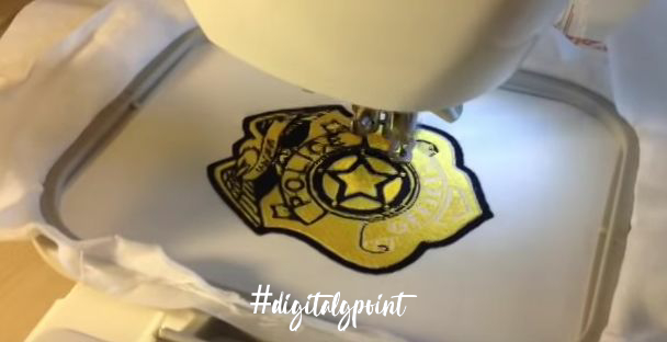 Top 3 benefits of custom iron on patches