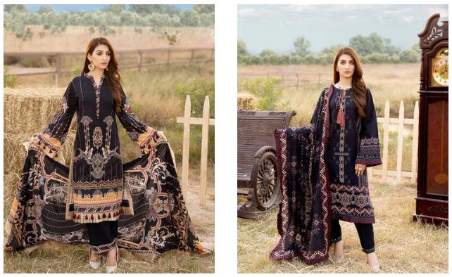 Latest Online Shopping Pakistan Clothing For Winter Season!!