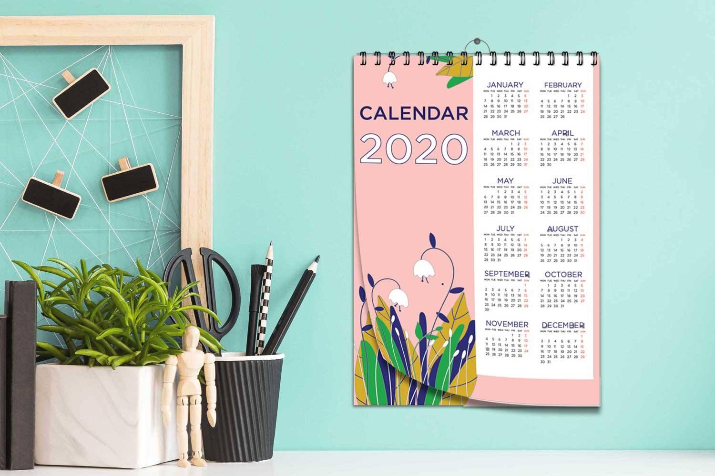 5 Tips to Create Custom New Year Calendar Like a Pro