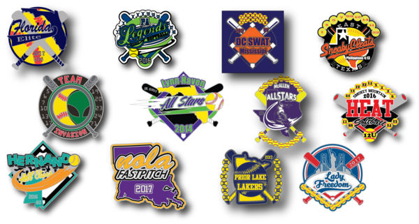 Everything you need to know about softball pins