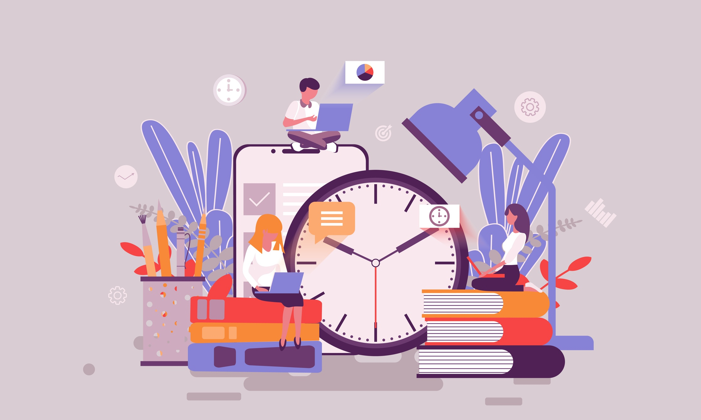 Impact of Time Management in Student's Career