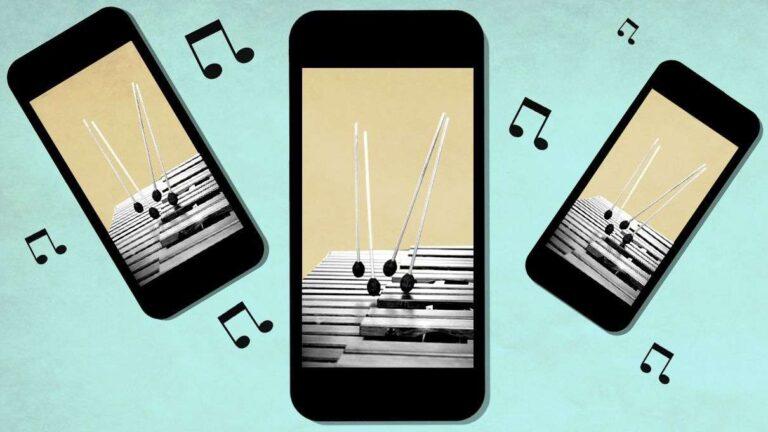 Download Best iPhone Marimba Ringtone from Marimba
