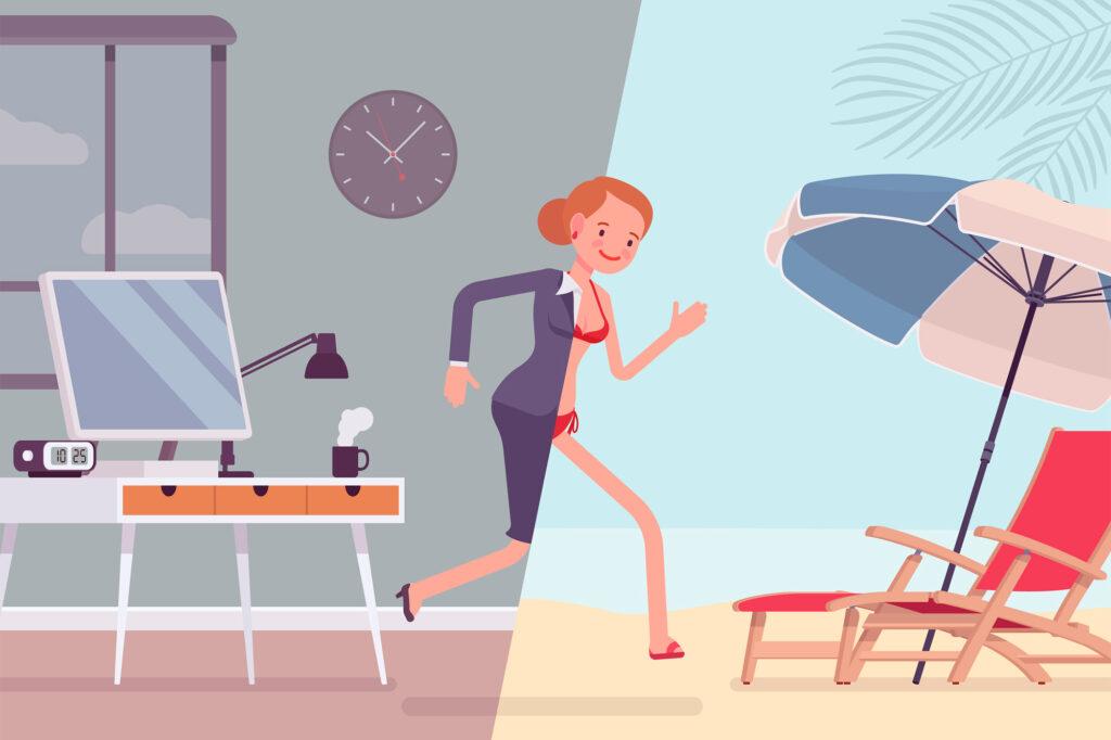 Managing Sabbatical Leave from Work