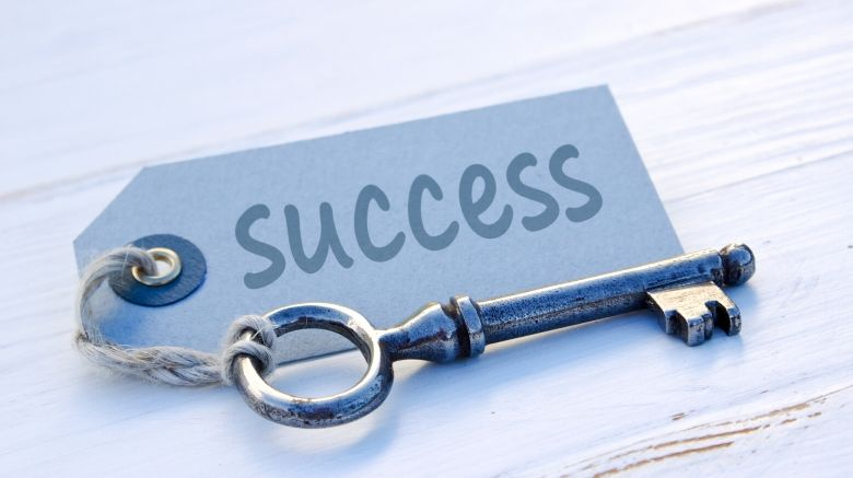 What are the 5 main keys to a successful life?