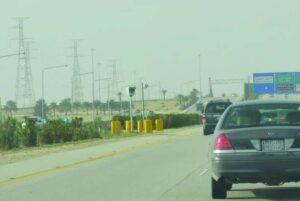 SAHER Cameras in Saudi Arabia