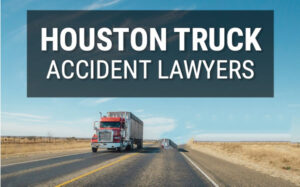 Houston Delivery truck accident lawyer