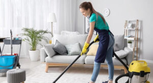 Uber for House Cleaning Services App