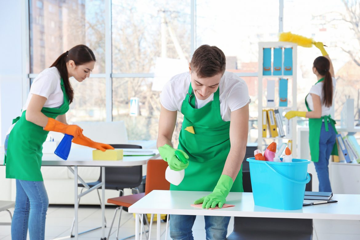 Importance Of Office Cleaning Clayton For A Healthy & Safe Workplace