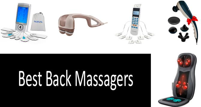 Best back massager for hitches