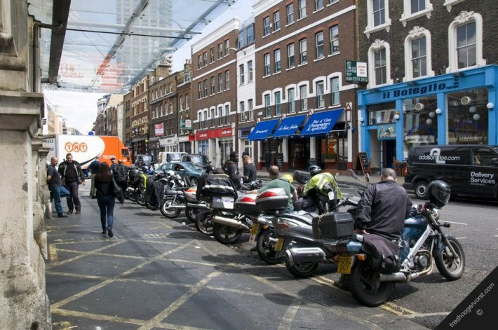 Factors to keep an eye on when going for Couriers in London